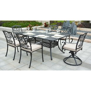 Patio Furniture Cast Aluminum | Wayfair