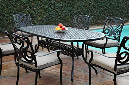 Choosing the best aluminum   patio furniture for your home