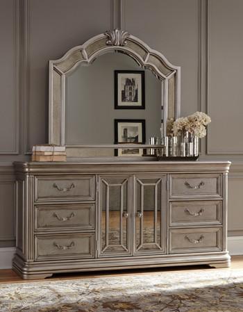Birlanny Bedroom Mirror | B720-36 | Mirrors | American Home