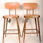 Maintain close attachment to   your past with antique bar stools