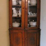 Furnishing your living   room  with an antique cupboard