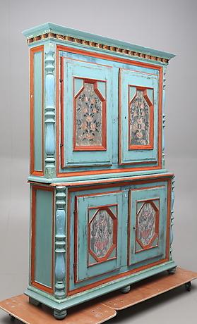 1700-1800s Swedish Antique Cupboard