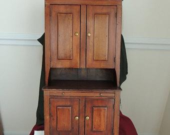 Antique cupboard | Etsy