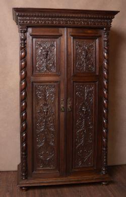 Antique Cupboards - The UK's Largest Antiques Website