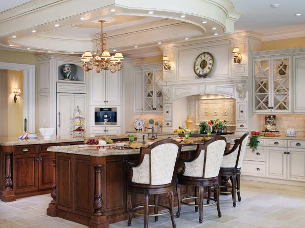 Improving your cooking and dining experience in an antique kitchen