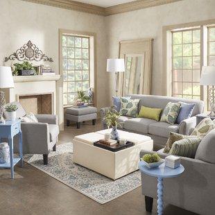 Antique Living Room Set   Wayfair