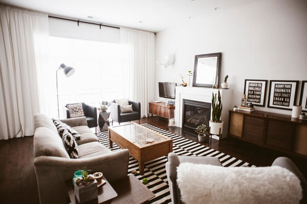 85 Inventive Apartment Decor Ideas | Shutterfly