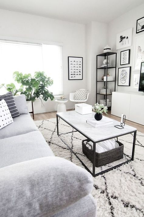 Planning for apartment decor