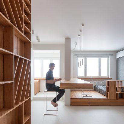Small apartment design and interiors | Dezeen