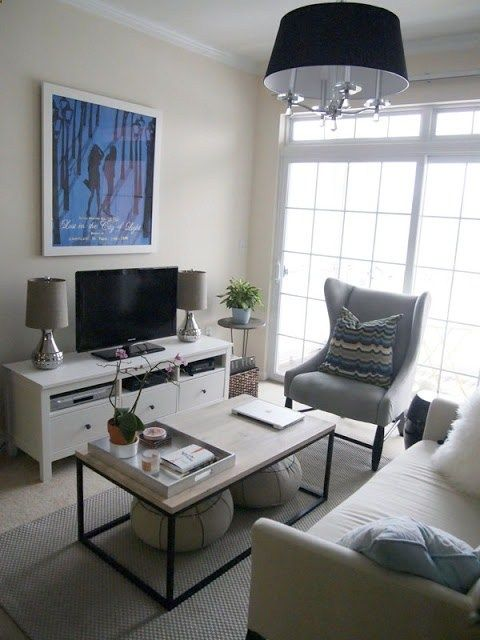 Apartment living room design with exemplary ideas about apartment
