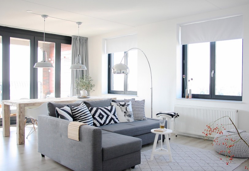 New Apartment Decorating Ideas to Set Up Your Place from Scratch
