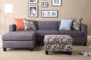Small Sectional Sofa | Small Sectional Sofa Apartment - YouTube