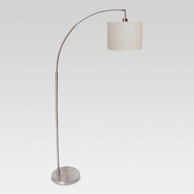 Arc Floor Lamp Silver - Project 62™ : Target
