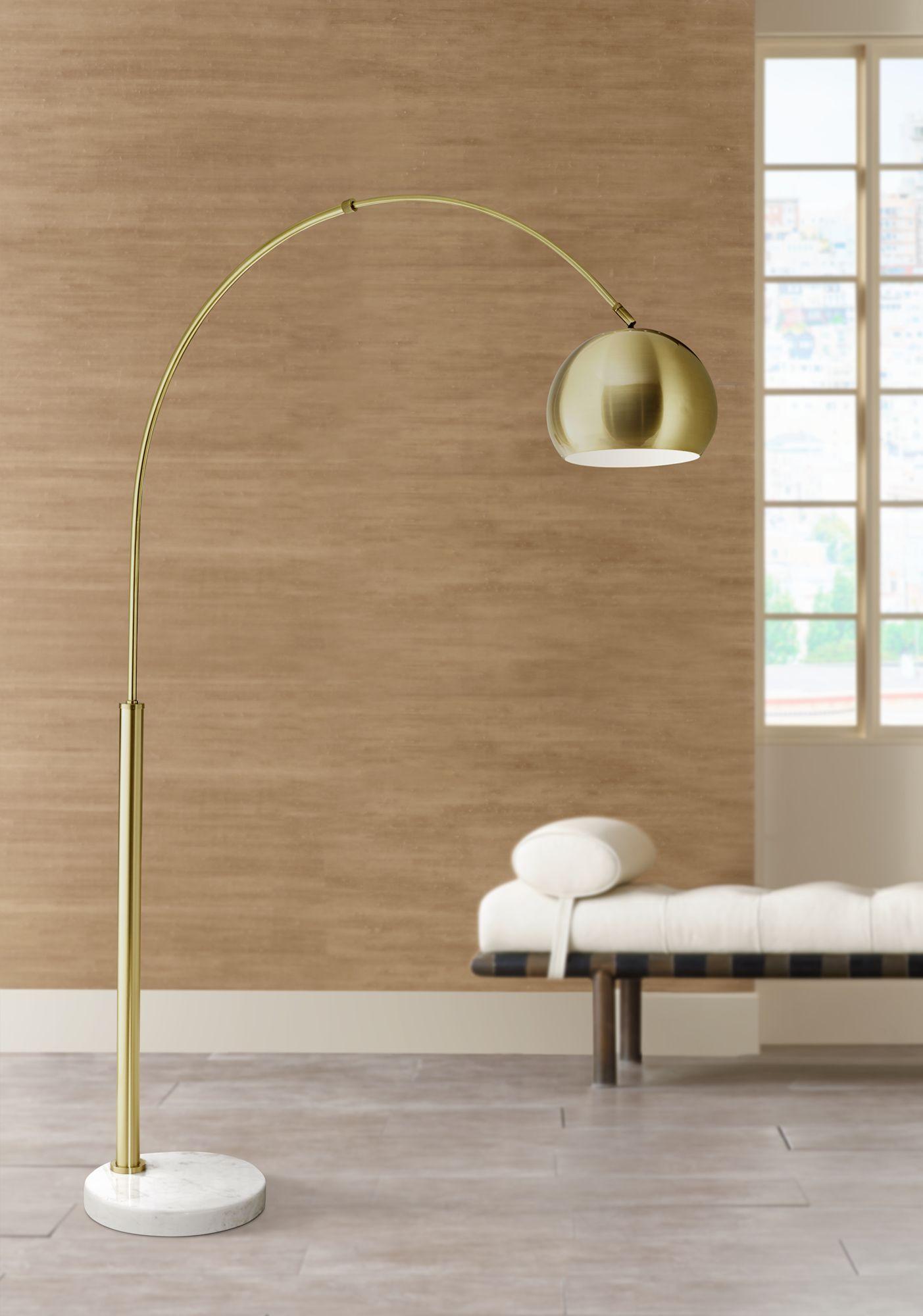 Mid-Century, Arc Lamps, Floor Lamps | Lamps Plus