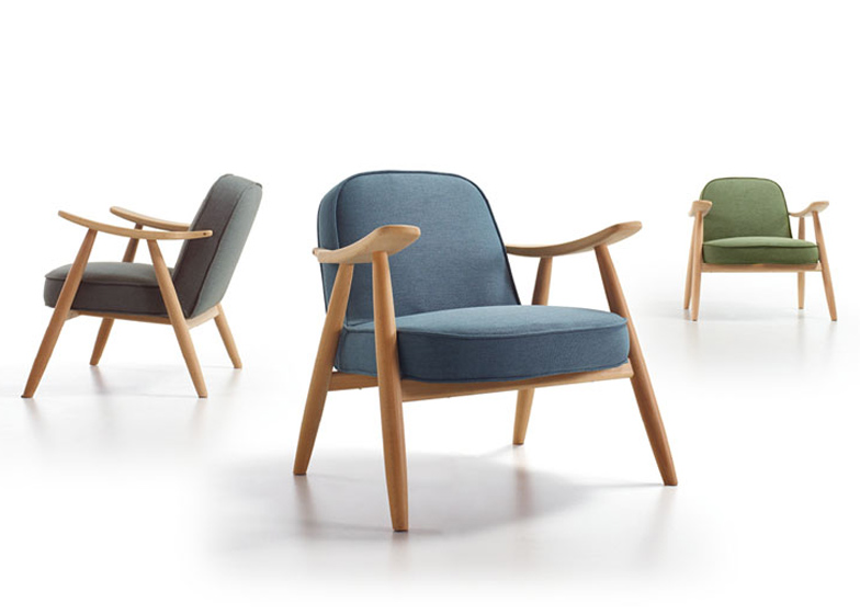 Basic Armchair by Lagranja Design