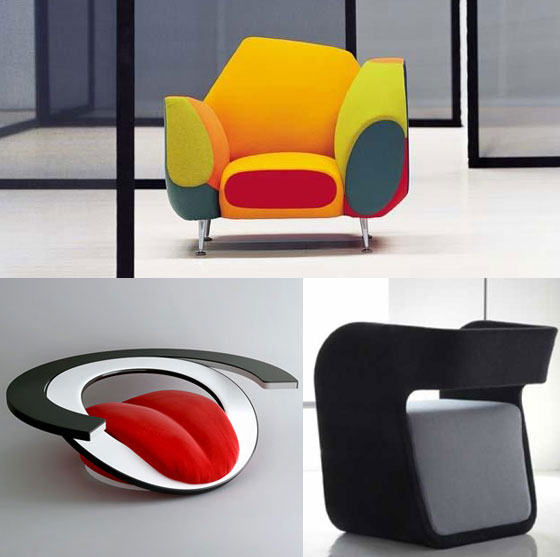 10 Modern and Contemporary Armchair Designs | Design Swan