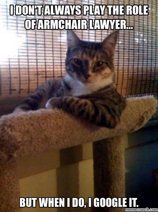 Law cat