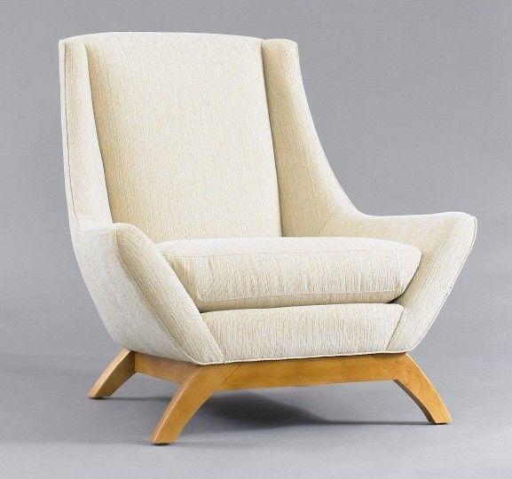 Jensen Chair - modern - armchairs - DwellStudio | Chairs | Pinterest