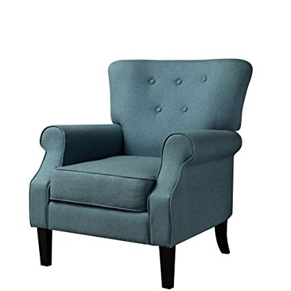 Amazon.com: Inkach Recliner Living Room Armchair - Modern Accent