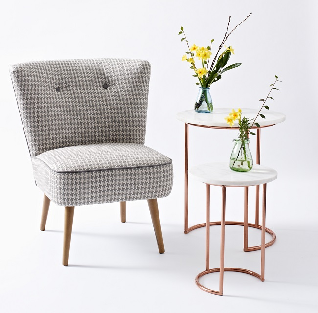 small space seating solutions armchair seat   Homegirl London