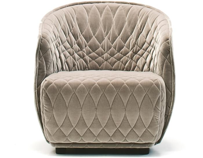 Redondo Small Armchair - hivemodern.com