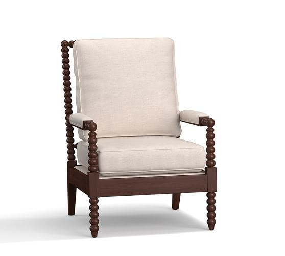 Get arm chairs upholstered for   style and elegance