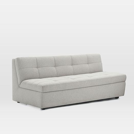 Plateau Armless Sofa (68