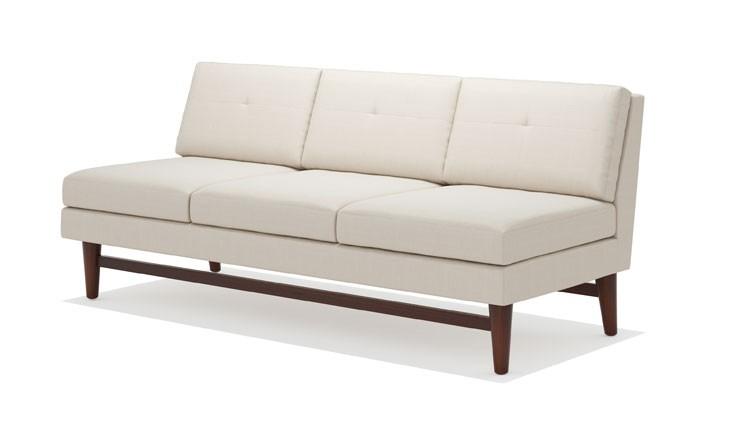 Diggity Armless Sofa - TrueModern™