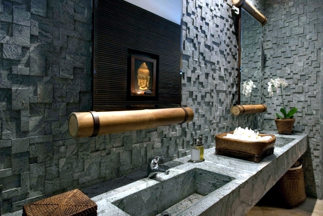 Useful Tips for Bathroom Design in Asian Style | Interior Design