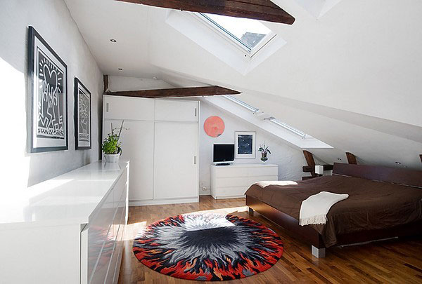 39 Attic Rooms Cleverly Making Use of All Available Space | Freshome.com