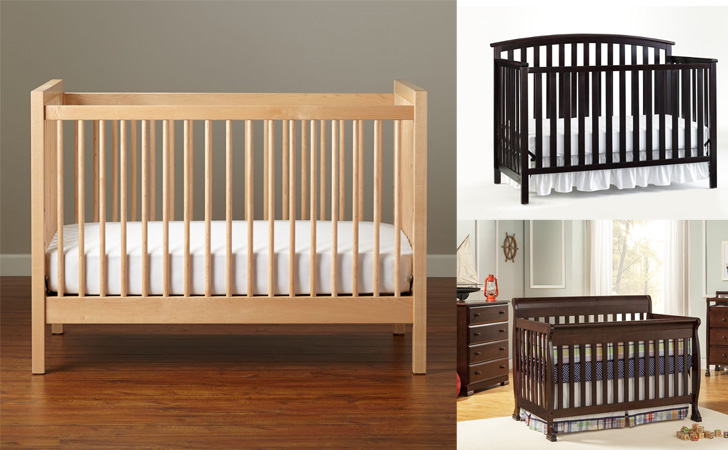 Top 10 Best Baby Cribs 2019 - Rocking, Swinging, Nursery Cribs