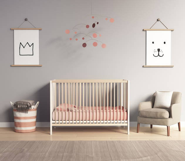 The Nursery Checklist: Everything You Need for Baby's Room | CafeMom