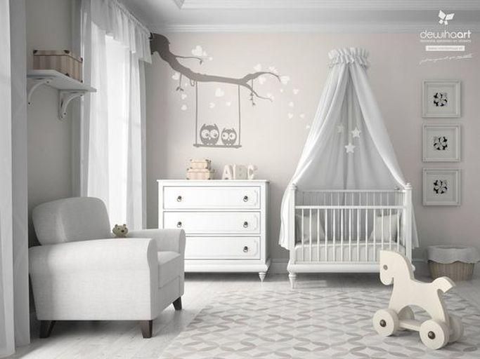 17 Best Minimalist Gender Neutral Baby Nursery Ideas | BABY ROOM