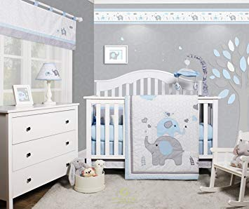 Creating baby nursery ideas   with fabric color shades and light hues