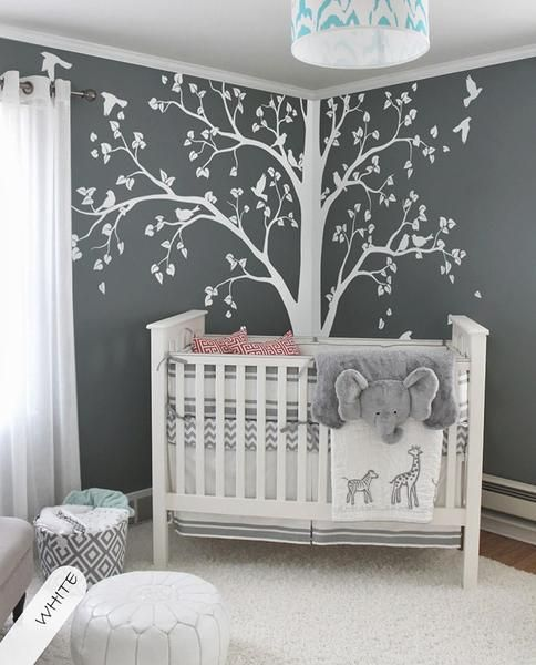 The Ideal Baby Room Decor