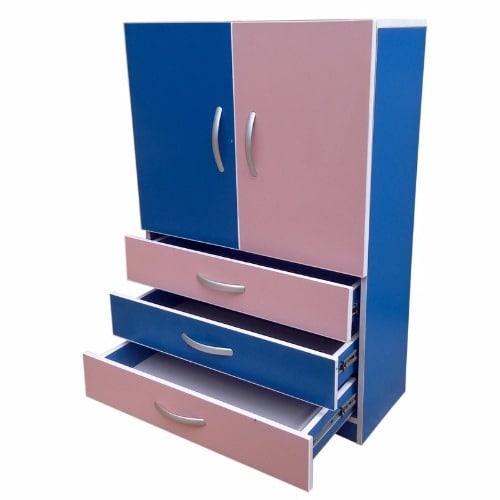 Baby Wardrobe with Adjustable Shelves fx027 | Konga Online Shopping