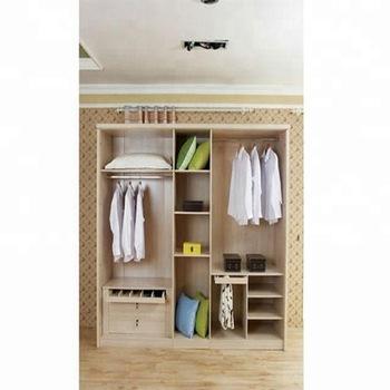 Modular Baby Wooden Wardrobe - Buy Modular Wardrobe,Wooden