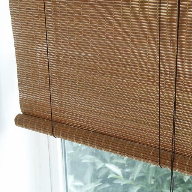Cheap high end custom bamboo bamboo curtain shutter curtain custom