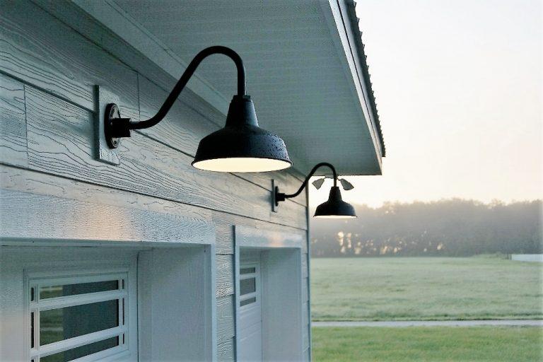 Featured Customer | Exterior Barn Lights Offer Stylish, Dark-Sky