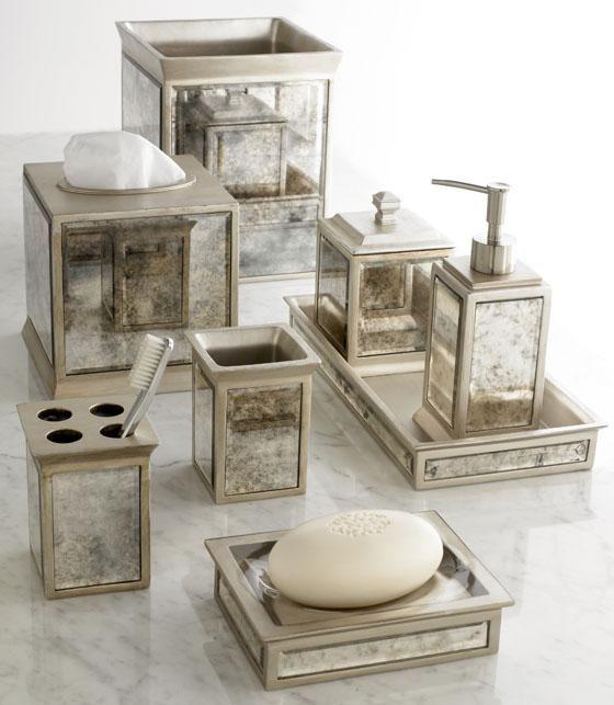 Palazzo Bath Accessories Set - Bath Accessories - Bathroom