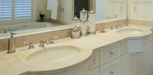 Bathroom Vanity Countertop Options | Today's Homeowner