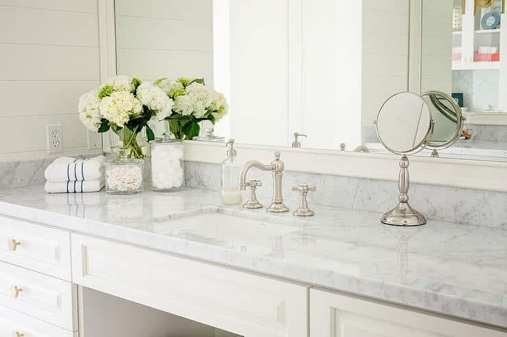 Marble Bathroom Countertops in Atlanta - Art Stone Atlanta