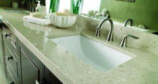 Choosing Bathroom Countertops | HGTV