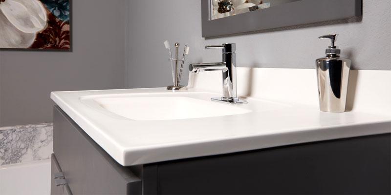 Bathroom Countertop Materials - Biketothefuture.org