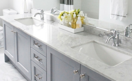 Custom Countertops | Bathroom & Kitchen