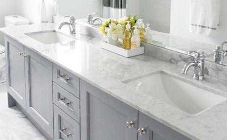 Custom Countertops | Bathroom & Kitchen