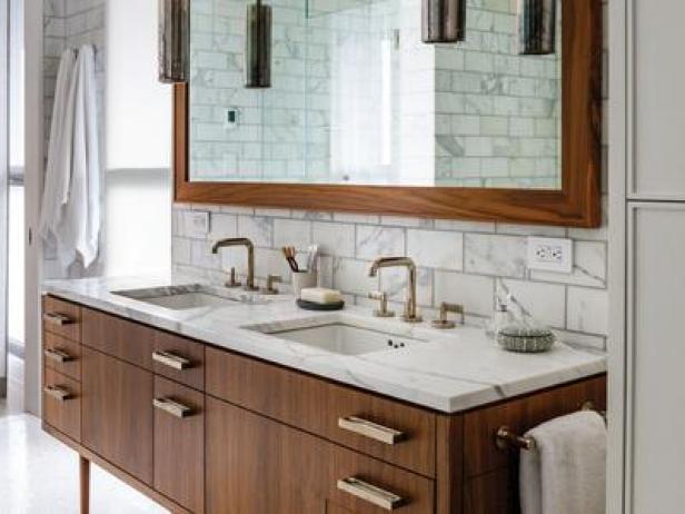 Bathroom Countertop Ideas | HGTV
