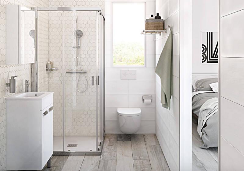 How to create ideal bathroom   designs?