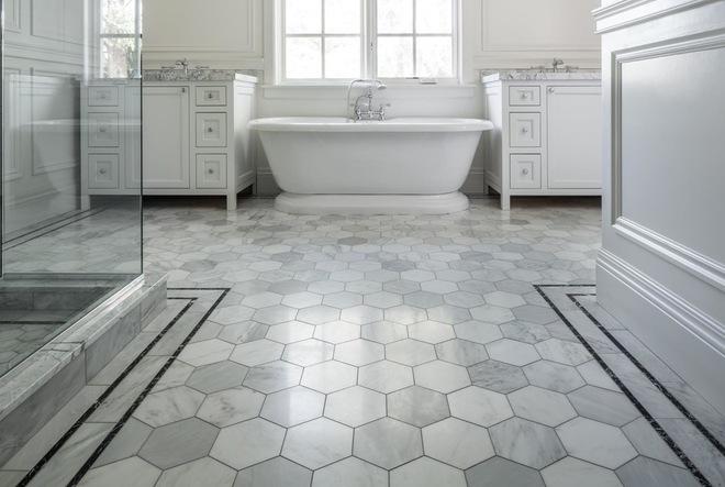 Albany OR Flooring Company Helps You Choose Bathroom Flooring