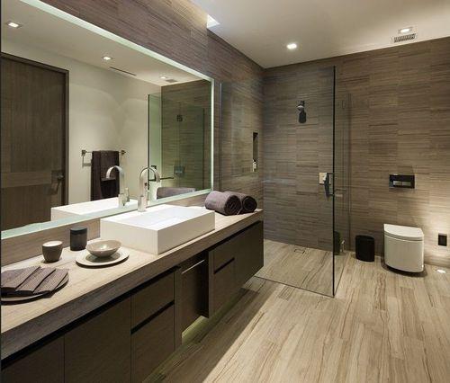 Innovative bathroom interior   design